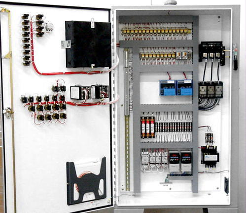 Control Panels Electrical Control Panel Design Manufacturing Manufacturer From Pune
