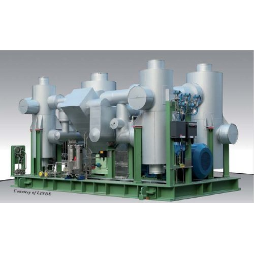 Siad Oil Free Compressors Boil Off Gas Reciprocating