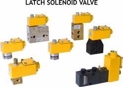 Latched Solenoid Valve