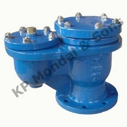 Large Orifice Air Valve