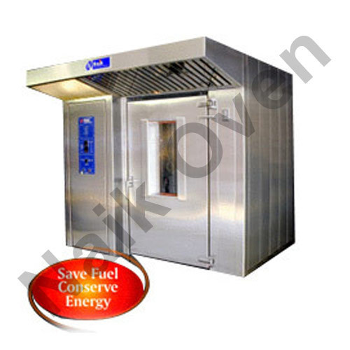 NAIK OVEN Single Rotary Oven