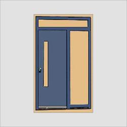 Double Sheet Flush Door