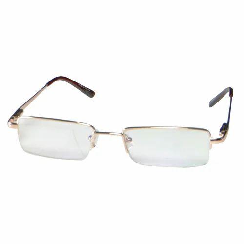 Golden Spectacle Frame | Piya Eye Wear | Manufacturer in Kalbadevi ...