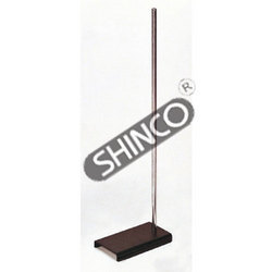 Support Stands, Rectangular, Steel Bases