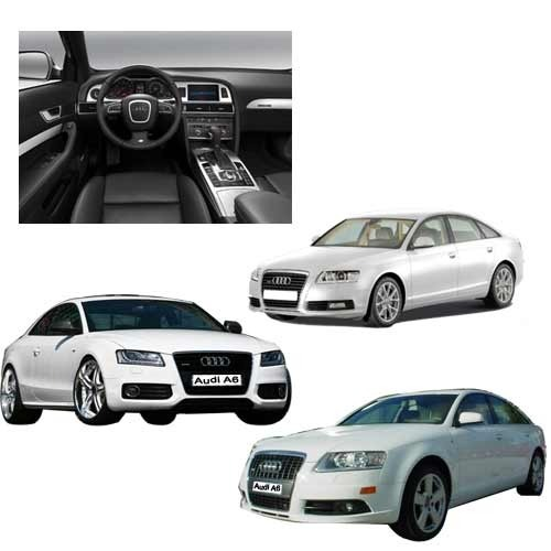 Audi A6 In Kolkata Park Street By Gujral Car Rental Services Id