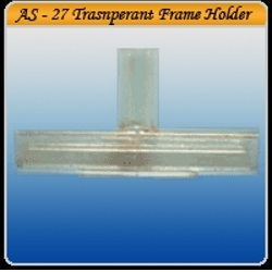Transparent Frame Holder