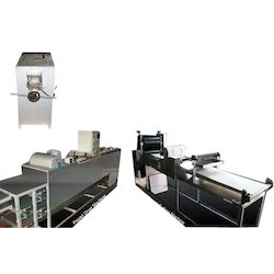 Industrial Papad Making Machine full plant