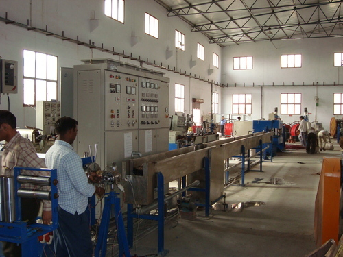 Pcv Wire & Cable Making Machinery - Acme Engineering, India ...