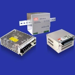 Meanwell Smps Switch Mode Power Supplies, Output Voltage: 5 VDC, 12, 24 VDC, Input Voltage: 110 VAC, 220 VAC