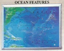 Ocean Features BP-V04 Map