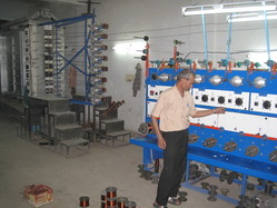 Wire Enamelling Plants