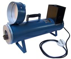 Portable Welding Electrode Drying Oven, Capacity: 0-100 Kg, HIEC200TSP