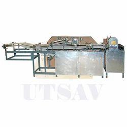 Roti, Puri, Chapati Maker Machine