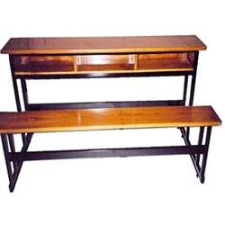 Classroom Duel Desk