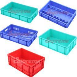 500x325 Series Plastic Crates