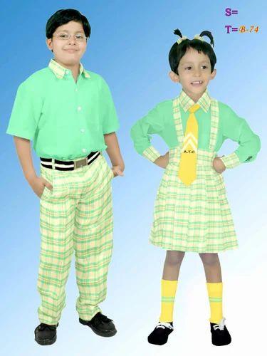 School Uniforms - Int School Uniforms Manufacturer from Mumbai