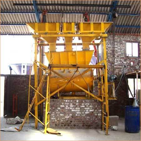 Ms Continuous Mixer, for Industrial