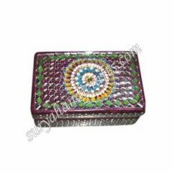 Lac Jewellery Box