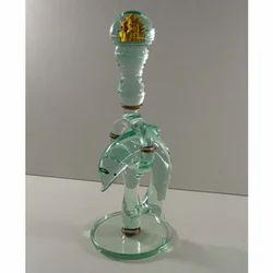 Glass Showpeice