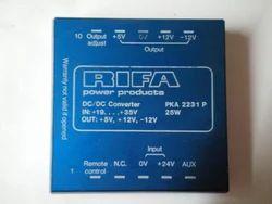 Dornier RIFA DC-DC Convertor for I/O Module
