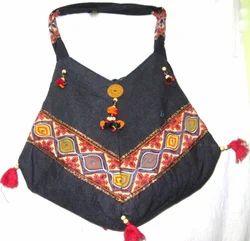 Boho Fabric Handbag