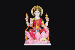 Indian god  Marble Statue