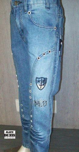 6c447035 Kids Wear - Boys Denim Jeans Manufacturer from Indore