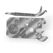 Stablizer Lock with Operating Lever