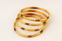 Authentic Gold Bangles