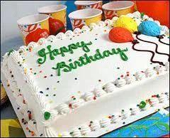 Birthday Cakes Vanilla Flavor Cake Manufacturer From Delhi - Birthday cake vanilla