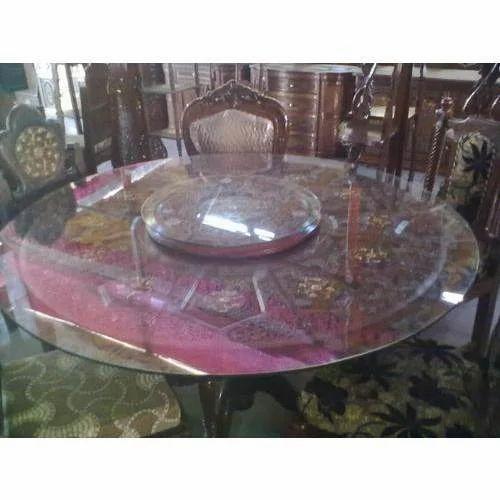 Revolving Dining Table