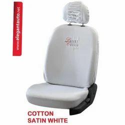 Cotton Satin Car Seat Covers