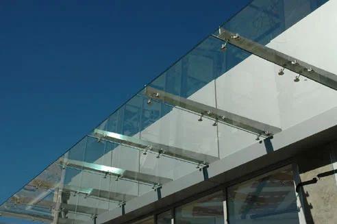 Glass Canopy Fitting, Brackets, Holder & Hardware Fittings