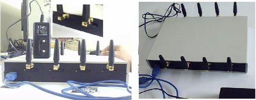 GSM Modem Pool - 8/16/32 Port Compact GSM Modem Pool