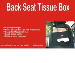 Back Seat Tissue Holder