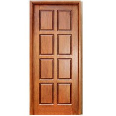 Solid Wooden Doors
