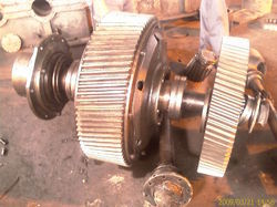 Gear and Pinion