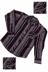 Girls Casual Dark Shirts, Size: Medium And Large