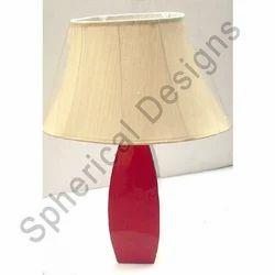 Aluminium Colourful Table Lamp