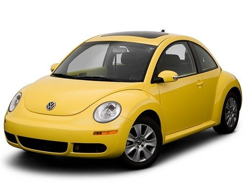 New Beetle Car