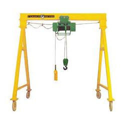 Hoist Attached Gantry Cranes