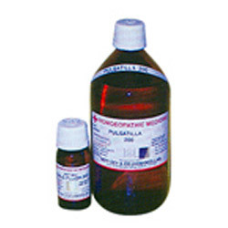 Potentised Medicine (Dilutions)