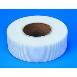White Fiberglass Tape
