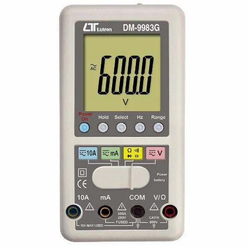 Digital Multimeter - KEW 1009 Digital LCD Display Multimeter