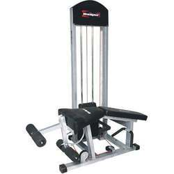 Leg Curl-Leg Extension Machine