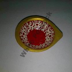 Painted Diya