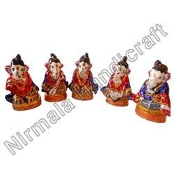 Decorative Handcrafted Ganesha Statues