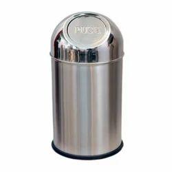 Push Can Bin & Push Dustbin & Push Can
