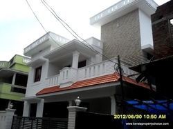 3.7 Cent with 4 BHK New House for sale at Vennala.