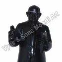 Black Marble Ambedkar Statues, For Decoration